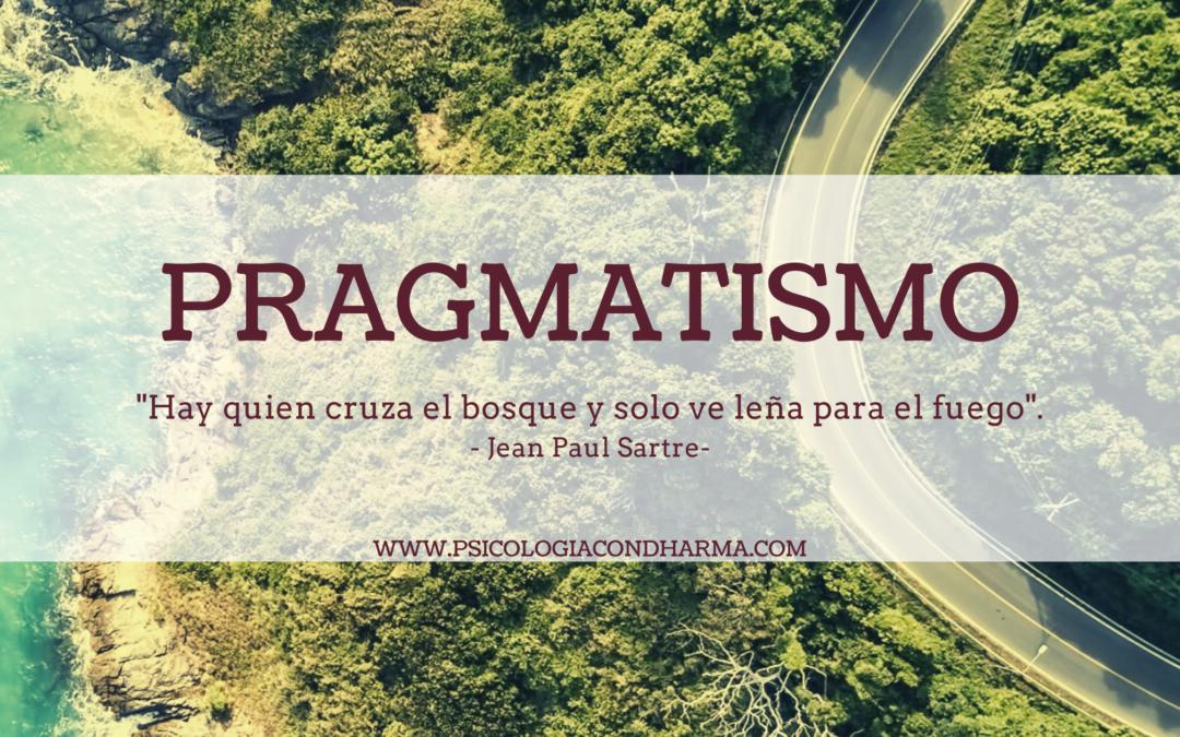 ¿Qué significa ser pragmático?